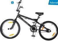 BMX Black Bike von avigo