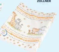 Wickelauflage mit 2-Keil-Mulden von Julius Zöllner