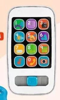 Lernspaß Smartphone von Fisher Price