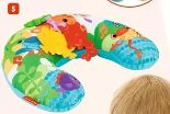 Rainforest Spielkissen von Fisher Price