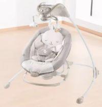 Babyschaukel 2-in-1 Twinkle Tail von ingenuity