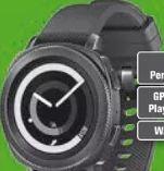 Gear Sport Smartwatch von Samsung