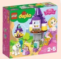 Duplo Rapunzels Turm 10878 von Lego