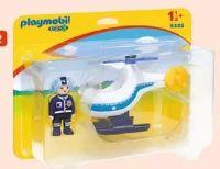 Polizeihubschrauber 9383 von Playmobil