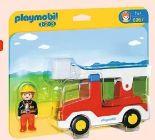 Feuerwehrleiterfahrzeug 6967 von Playmobil