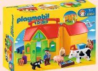 Mein Mitnehm-Bauernhof 6962 von Playmobil