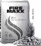 Holz-Pellets von Fire Maxx