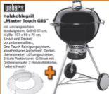 Holzkohlegrill Master Touch GBS von Weber