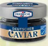 Deutscher Caviar von Friedrichs
