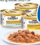 Gourmet Gold Premium-Katzennahrung von Purina