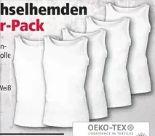 Herren Achselhemden 5er-Pack von Ronley