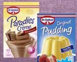 Pudding Pulver von Dr. Oetker
