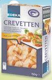 Crevetten von Edeka