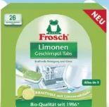 Geschirrspül-Tabs von Frosch