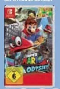 Switch-Spiel Super Mario Odyssey
