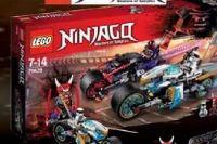 Ninjago Straßenrennen des Schlangenjaguars 70639 von Lego