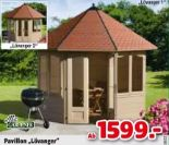 Pavillon Lövanger von Mr. Gardener
