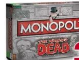 Monopoly The Walking Dead von USAopoly