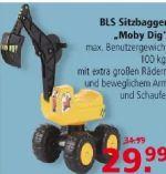 Sitzbagger Mobby-Dig von 4ever Spiel