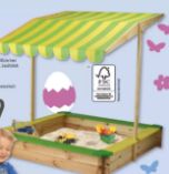Sandkasten von Beluga Spielwaren