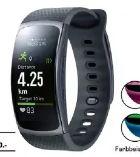 Gear Fit 2 L Fitness Smartwatch von Samsung