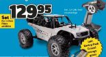 1:10 Elektro Buggy Bulldog 4WD RtR von Reely
