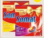 Maschinen-Geschirrspülmittel von Somat