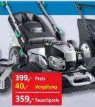 Benzin-Rasenmäher GBW 53 RE InStart von Gardol