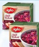Apfelrotkohl von Iglo