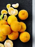 Mandarinen Nadorcott