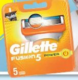 Fusion Power Rasierklingen von Gillette