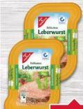 Delikatess Leberwurst von Gut & Günstig
