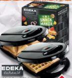 Snack-Maker von Edeka zuhause