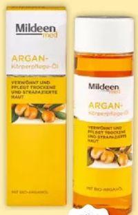 Argan Körperpflege-Öl von Mildeen