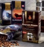 French Press Selection von Dallmayr