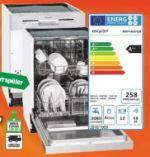 Einbau-Geschirrspüler EGSP 1012 E/B von Exquisit