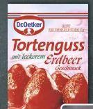 Tortenguss von Dr. Oetker