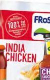 India Chicken von Frosta