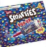 Schöller Smarties Pop Up von Nestlé