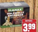 Ökologische Holzwolle von Flamax