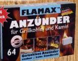 Grillanzündwürfel von Flamax