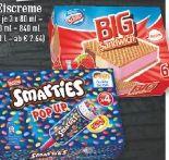 Schöller Smarties Pop Up von Nestlé