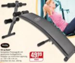 Sit-Up Bank von body coach