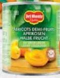 Aprikosen von Del Monte