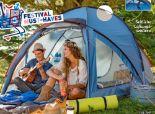 Iglu-Doppeldachzelt von Fun Camp