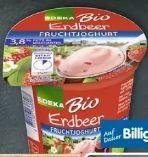 Bio-Fruchtjoghurt von Edeka Bio