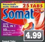 Geschirr-Reiniger-Tabs von Somat