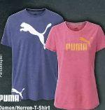 Damen-Herren T-Shirt von Puma