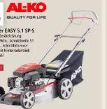 Benzin-Rasenmäher EASY 5.1 SP-S von Al-ko