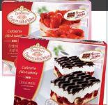 Cafeteria fein & sahnig Kuchenstücke von Coppenrath & Wiese